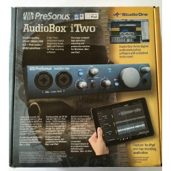 AudioBox iTwo