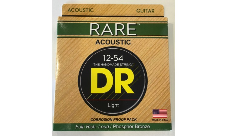 DR Strings RPML-12 Light Acoustic Strings