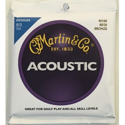 Martin M150 80/20 Bronze Acoustic Strings