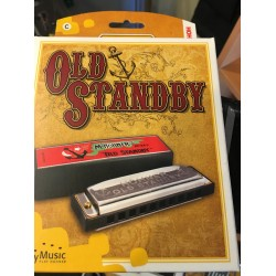 Hohner Old Standby Harmonica C