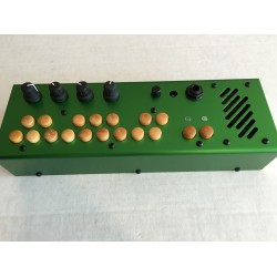 Critter & Guitari Pocket Piano Green