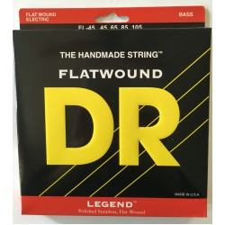 DR FL-45 Bass Strings